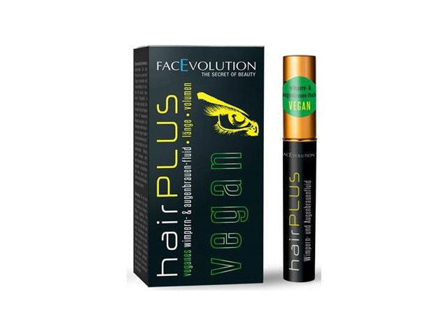 FacEvolution Hairplus vegan